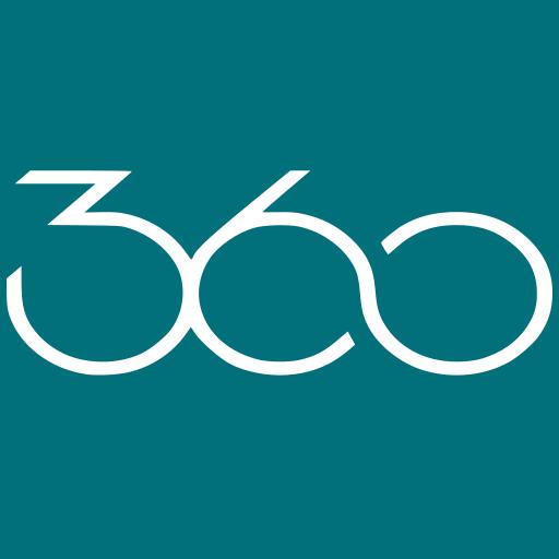 Il nostro logo: 360 Galatina piscina e palestra
