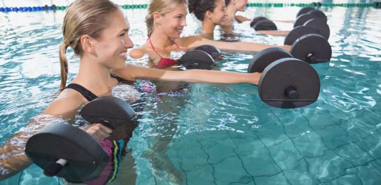 ACQUAFITNESS (Aquagym Totalbody, Acqua Triathlon, Acqua Dinamic, Acqua Training)